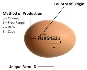 uk egg labeling