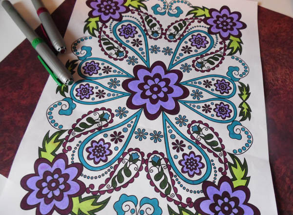 LoveToKnow Adult Coloring