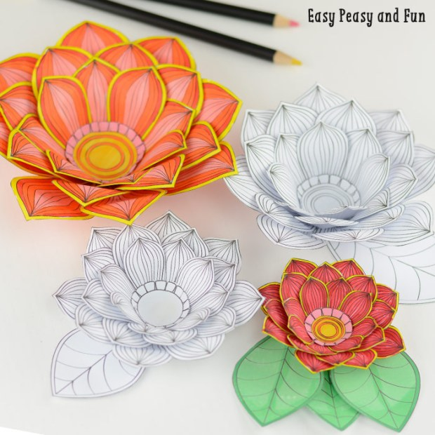 Paper-Flower-Craft