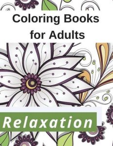 colroing books for adults