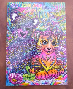 lisa frank book 1 cover