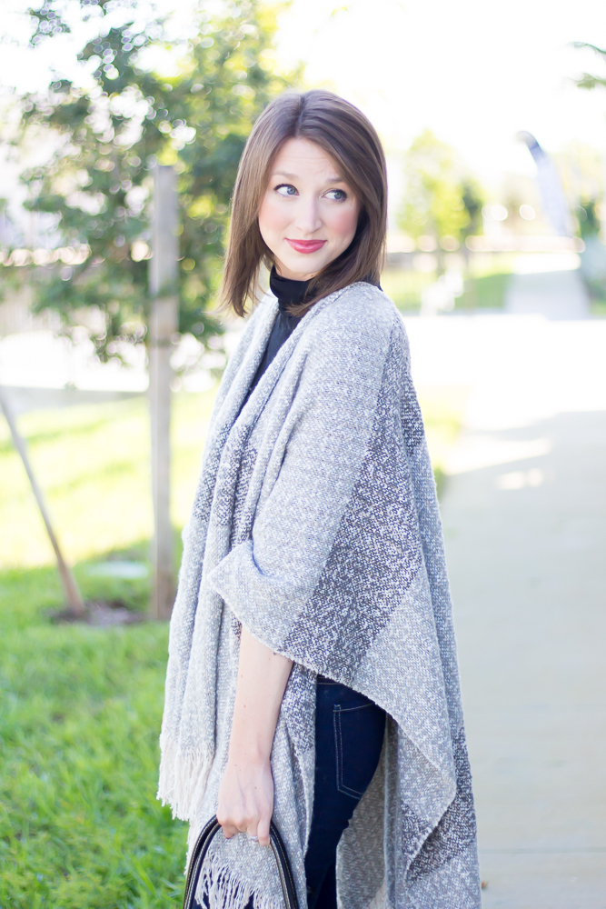 Fall fringe with BohoBlu