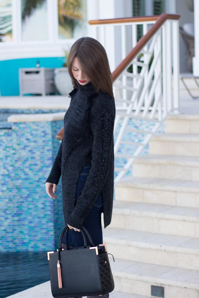 Warm & Fuzzy Winter Sweater