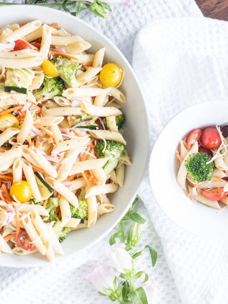 Summer Burst Pasta Salad