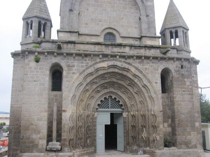 11th century church with Roman crypt