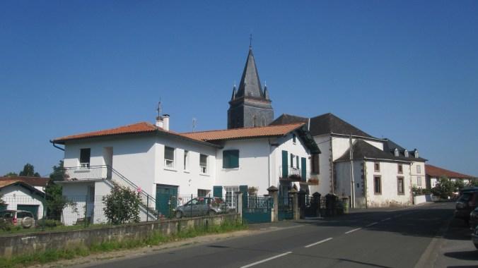 Village Saint-Jean-le Vieux (Donazaharre)