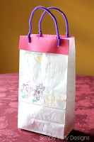 Simple Easter Bag