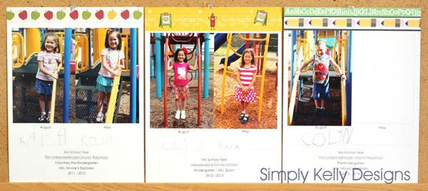 Personal Yearbooks by Simply Kelly Designs