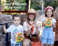 Become Senior Wilderness Explorers in One Day