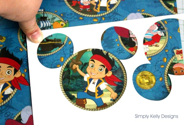 DIY Jake and the Neverland Pirates Autograph Book by Simply Kelly Designs