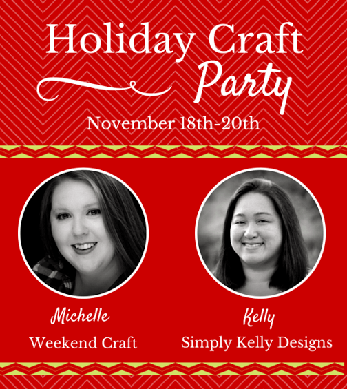 Holiday Craft Party | Simply Kelly Designs
