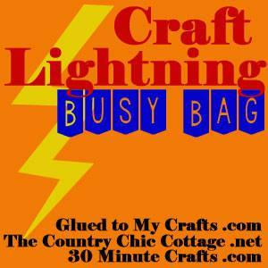 March Craft Lighting: Busy Activities for Kids
