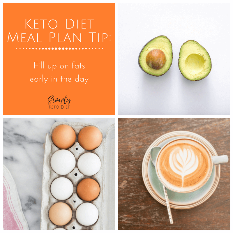 Keto Diet Meal Plan Tip