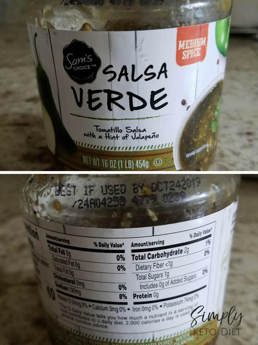 This is the secret ingredient in my Green Chili Chicken and Cauliflower Enchiladas