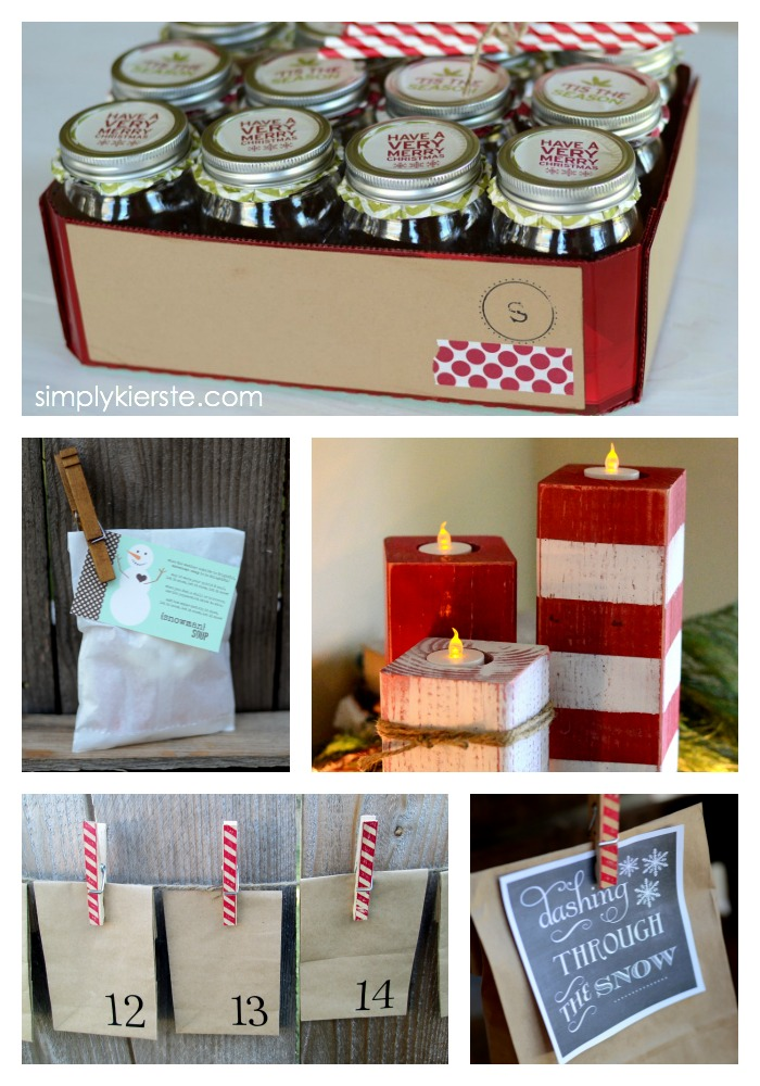 DIY Christmas Ideas | simplykierste.com