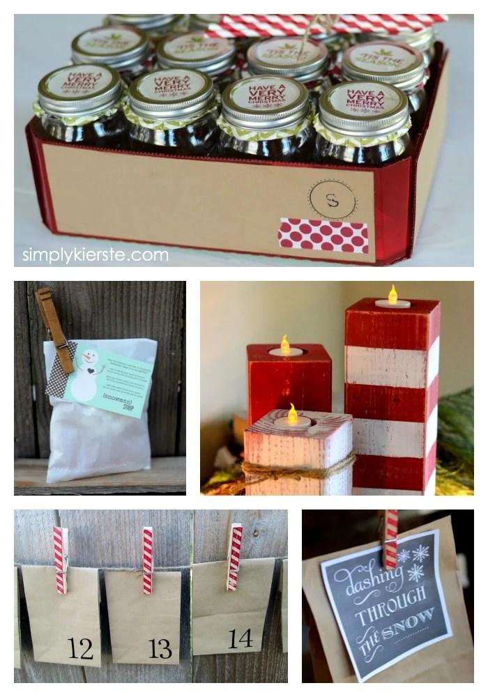 DIY Christmas Ideas | simplykierste.com