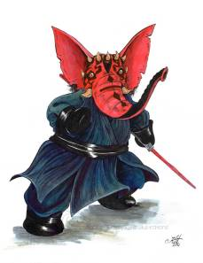 Darth Mauliphant, 1 of 3