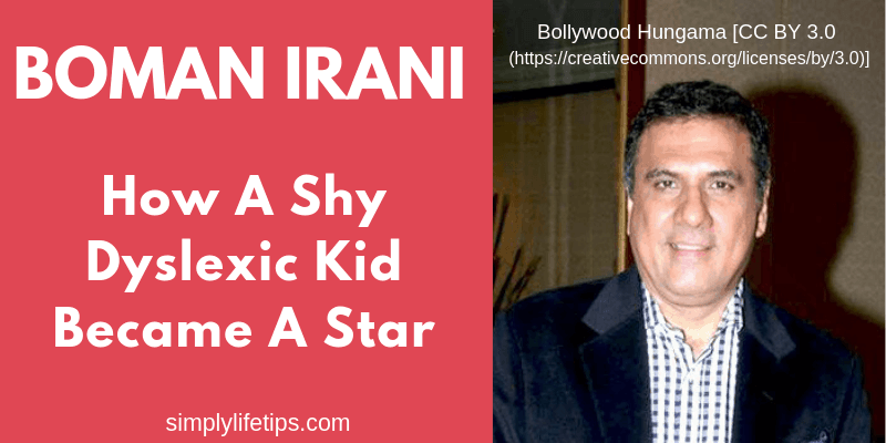 Boman Irani | How A Shy Dyslexic Kid Became A Star
