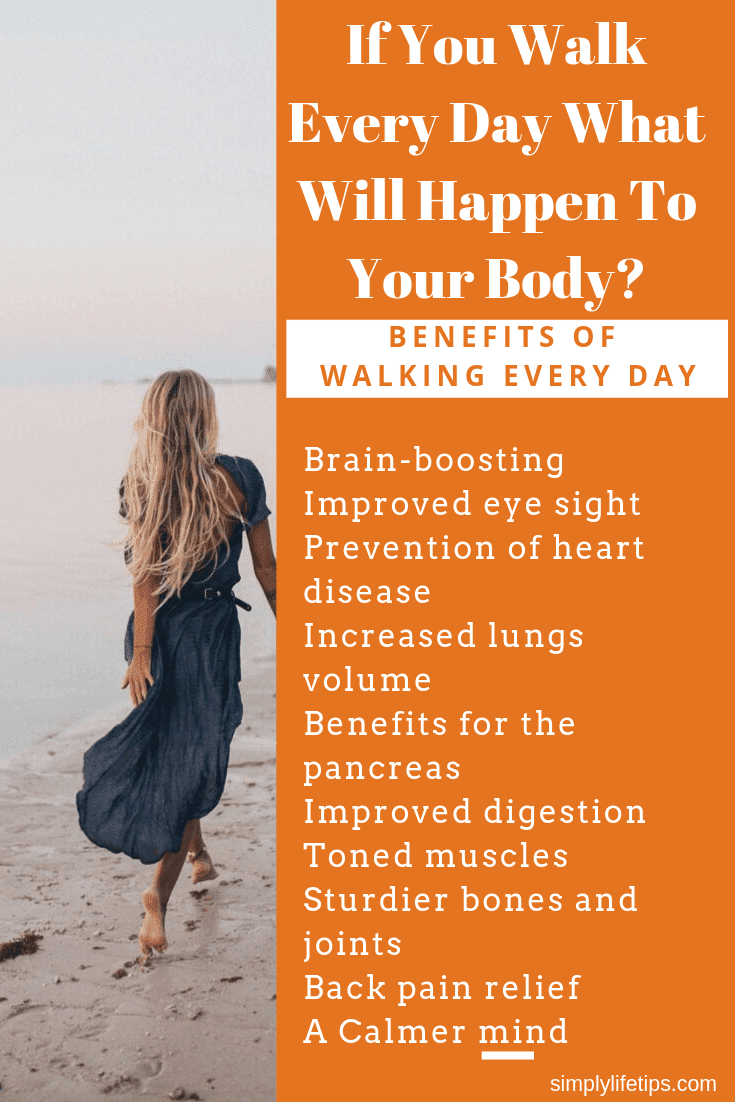 Morning Walk Every Day Benefits