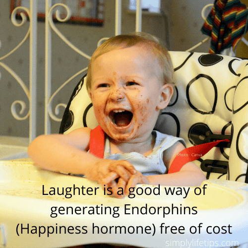 Exercise Laughter Endorphins