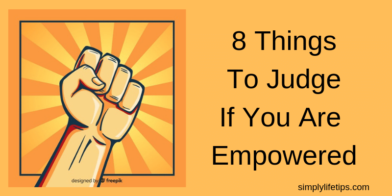 Judge If You Are Empowered