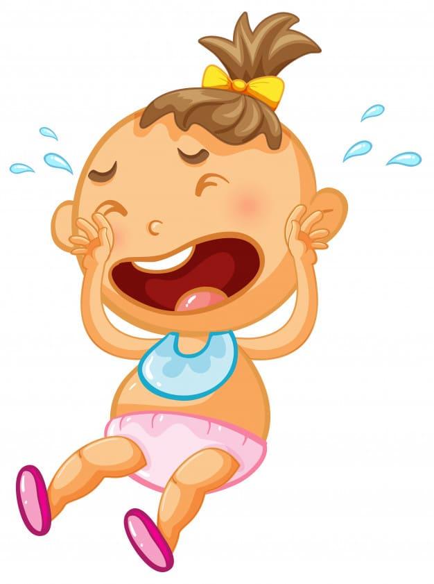 Crying Child - Tame Toddler Tantrum