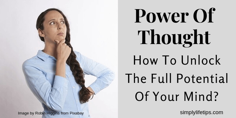 Power Of Thought | Unlock The Full Potential Of Your Mind