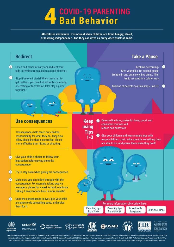 Healthy Parenting Tips-4 COVID-19 Corona Viruse