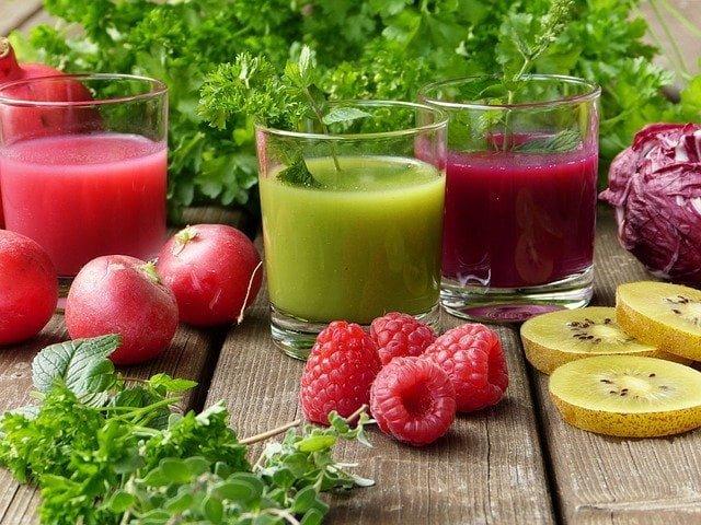 Herbs Fruits Immunity