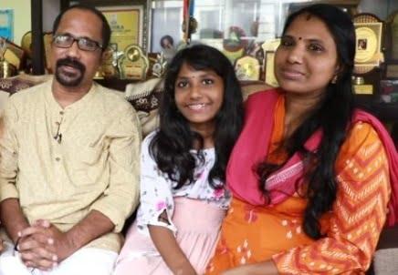 Family Of Aryananda Saregamapa