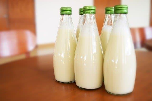 Milk for sound sleep