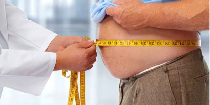 Belly fat measuring