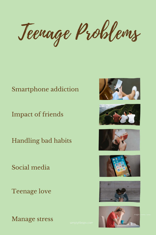 Teenage Problems