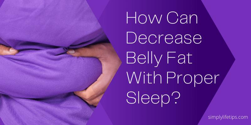 Decrease Belly Fat