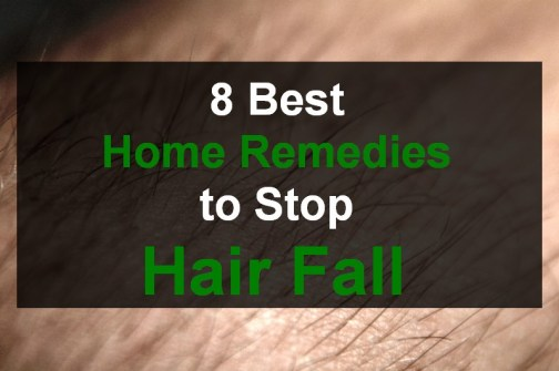 Best Home Remedies to Stop Hair Fall