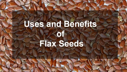benefits of flaxseeds