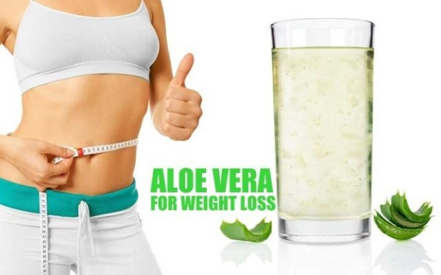 Aloe Vera For Weight Loss