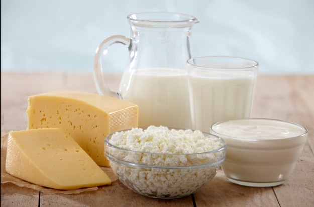 4. Dairy products