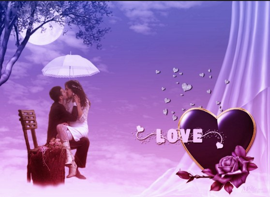 Mobile dp wall paper for cute couple