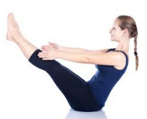 Boat Pose To Increase Stamina And Energy