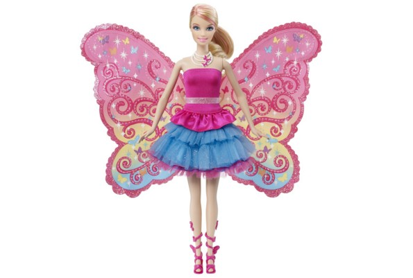 amazing barbie doll butterfly hd wall paper