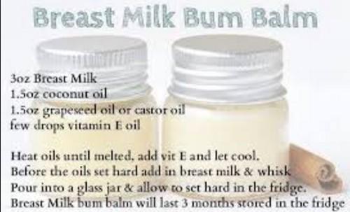Homemade remedies for diaper rash