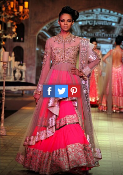 bridal lehenga for the brides