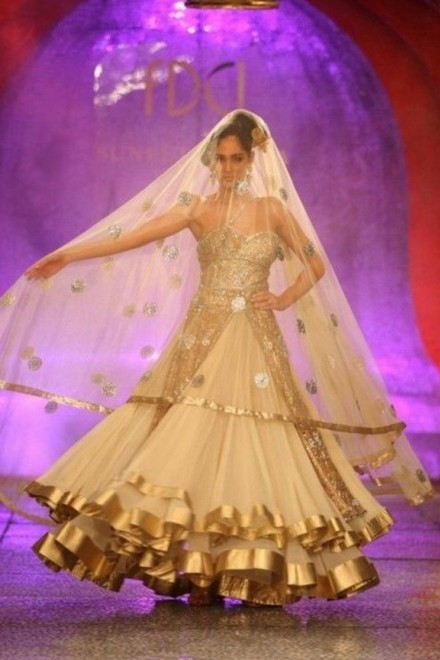 bridal trendy lehenga