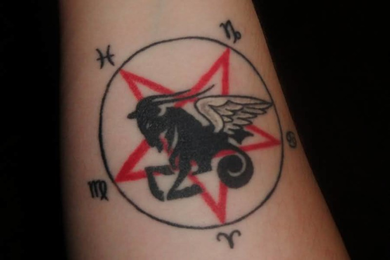 50 Best Capricorn Tattoo Designs With Meanings For Men Women
