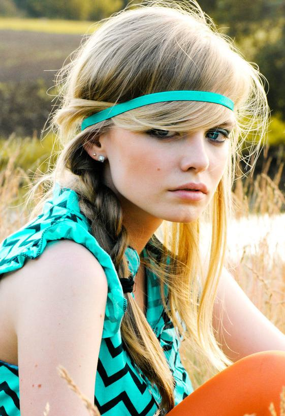 Prime 30 Creative Hippie Hairstyle For Short And Long Hairs Hairstyle Inspiration Daily Dogsangcom
