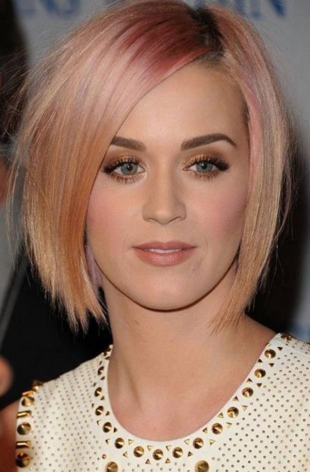 Strange Top 10 Best Hairstyles For Big Foreheads Female Short Hairstyles Gunalazisus