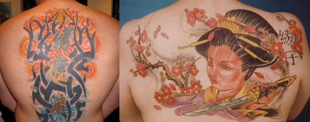 japanese girl tattoo