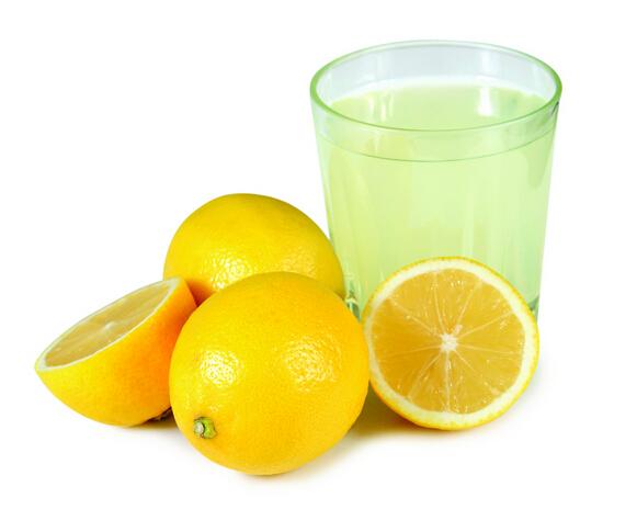 lemon juice-For-Gingivitis