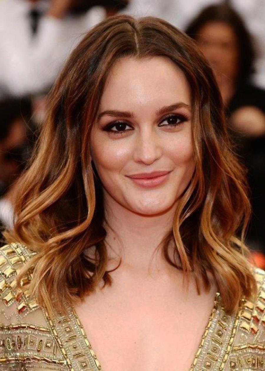 Wondrous Top 10 Best Hairstyles For Big Foreheads Female Short Hairstyles Gunalazisus